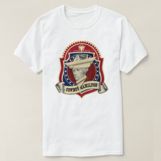 Cowboy Hamilton Tシャツ