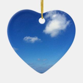 Cozumelの青空 セラミックオーナメント