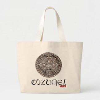 Cozumelメキシコ ラージトートバッグ