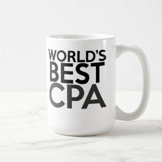 CPAのためのギフト-世界で最も最高のなCPAのコーヒー・マグ コーヒーマグカップ