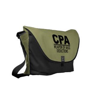 CPAカスタムな色のメッセンジャーバッグ メッセンジャーバッグ