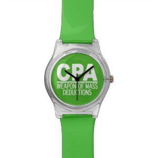 CPAカスタムな色の腕時計 腕時計