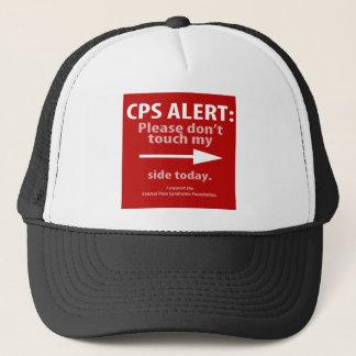 CPS警報: 左側の私に触れないで下さい キャップ