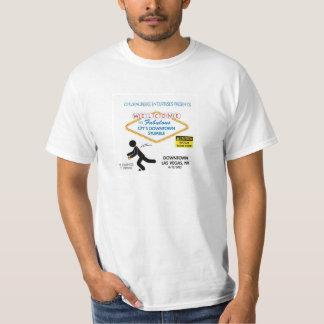CPTの都心のよろめきのTシャツのデザイン#1 Tシャツ
