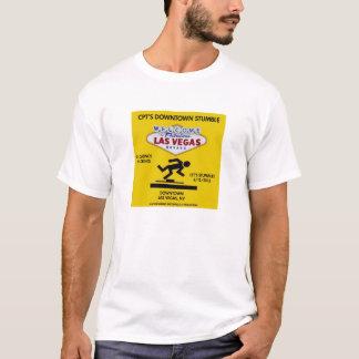 CPTの都心のよろめきのTシャツのデザイン#3 Tシャツ