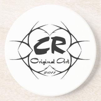 CRの元のロゴ#1のコースター コースター