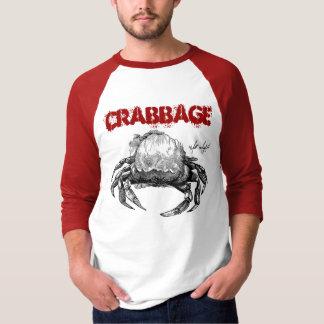 CRABBAGE Tシャツ