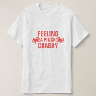 Crabbyピンチを感じます Tシャツ