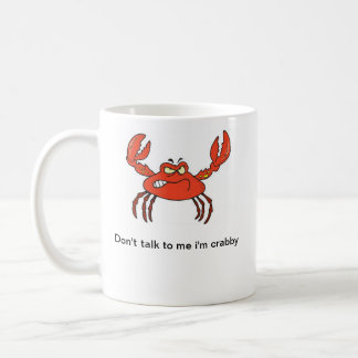 Crabbyマグ コーヒーマグカップ