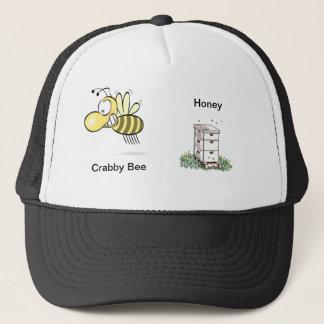 Crabby蜂の蜂蜜 キャップ