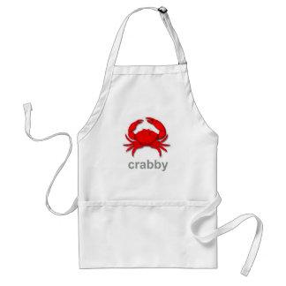 crabby スタンダードエプロン