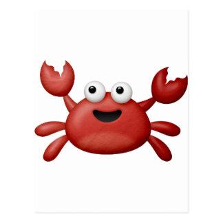 Crabby ポストカード