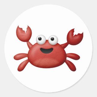 Crabby ラウンドシール