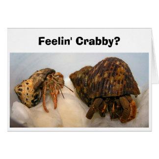 Crabby Feelinか。 カード