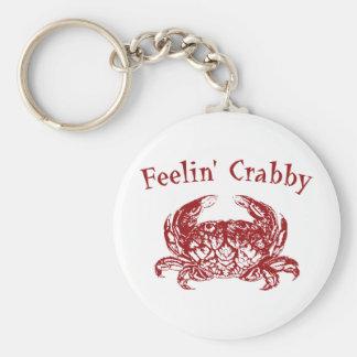 Crabby Feelin キーホルダー