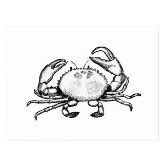 Crabby Feelin ポストカード