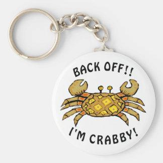 Crabby Keychain キーホルダー