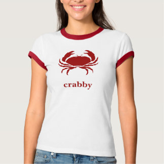 """crabby"" Tシャツ"