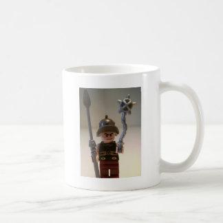Cracalla剣闘士「カスタムなMinifig剣闘士」 コーヒーマグカップ