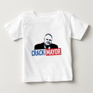 crackformayor.jpg ベビーTシャツ