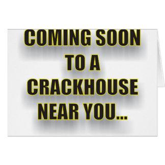 CRACKHOUSE カード