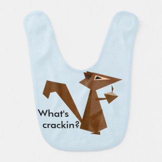 Crackinはである何ブラウンのリスか。 ベビービブ