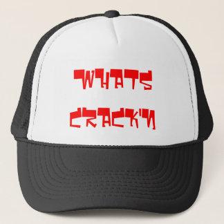 CRACK'Nはである何 キャップ
