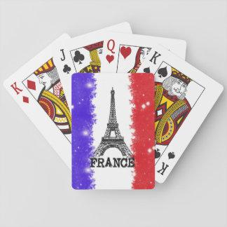 Cradsを遊ぶフランス トランプ