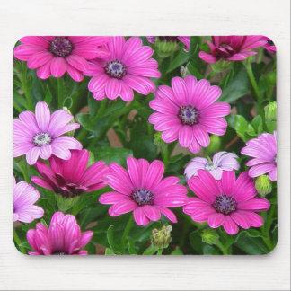 Cranesbillのゼラニウム(ピンクの花)のマウスパッド マウスパッド