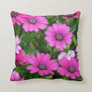 Cranesbillのゼラニウム(ピンクの花)の枕 クッション