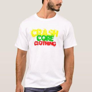 CrashCoreClothing Tシャツ