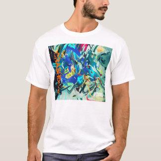 CRASHDIVEのティー Tシャツ