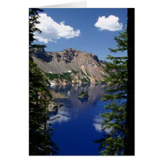 crater湖および幻影の船 カード