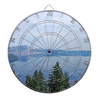crater湖オレゴン ダーツボード