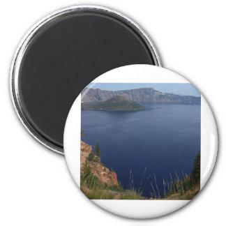 crater湖、オレゴン マグネット
