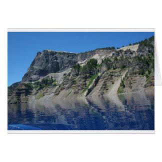 crater湖 カード