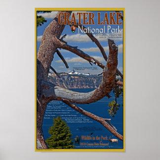 crater湖-夏2011年 ポスター