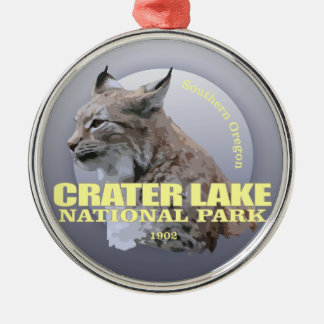crater湖NP (オオヤマネコ)の重量 メタルオーナメント