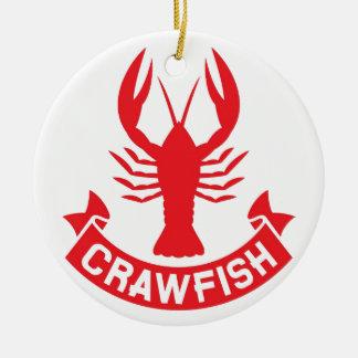 Crawfishのオーナメント- SRF セラミックオーナメント