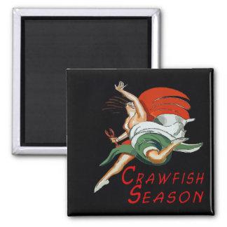 Crawfishの季節、ダンスの喜び マグネット