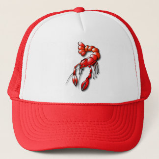 CRAWFISHの沸騰トラック運転手の帽子II キャップ