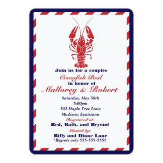 Crawfishの沸騰招待状 カード