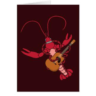 Crawfish音楽 カード