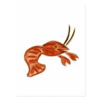 Crawfish ポストカード