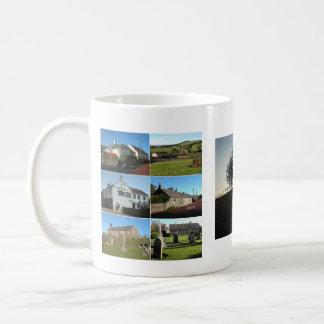 Crawfordjohnのマグ コーヒーマグカップ