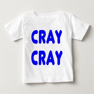 Cray Crayのインターネットのミームのロイヤルブルー ベビーTシャツ