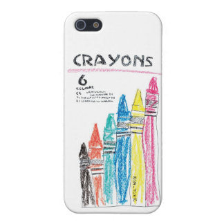 CRAYON iPhone 5 CASE
