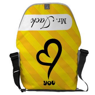 Crazydealのp607によってすごいカッコいいのストライプなメッセンジャーバッグ メッセンジャーバッグ