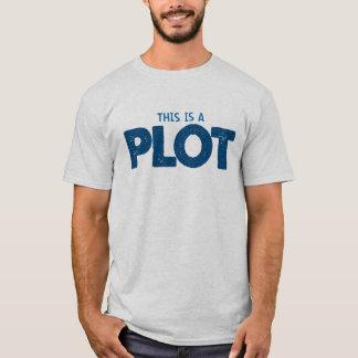 CRAZYFISHはこれプロットです Tシャツ