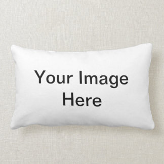 Create Your Own Custom Throw Pillow ランバークッション
